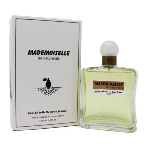 MADEMOISELLE Pour Femme Naturmais 100 ml.