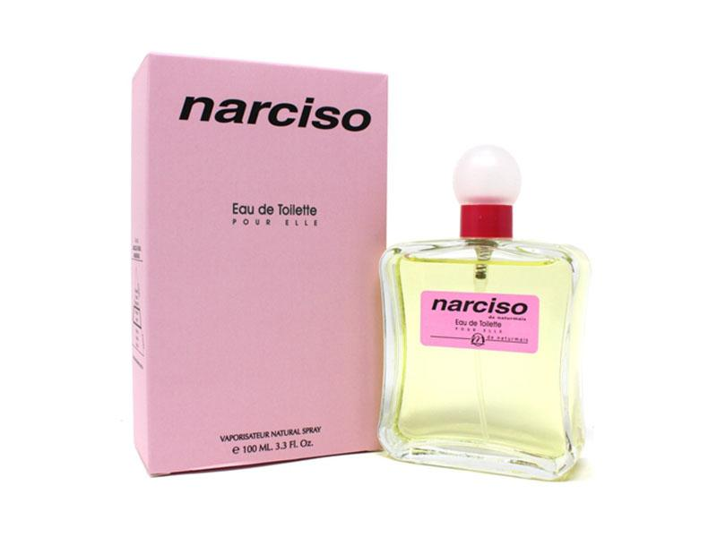 NARCISO Femme Naturmais 100 ml.