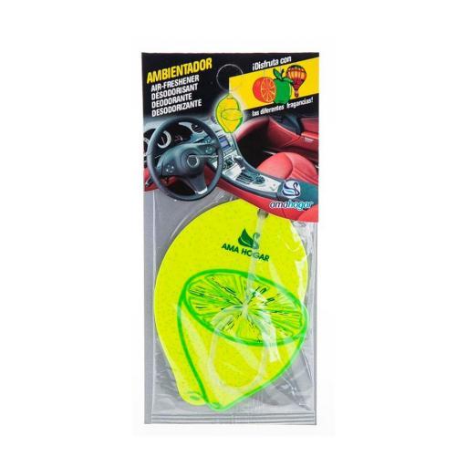 Ambientador Coche Boscalia Limón 5 Gr.