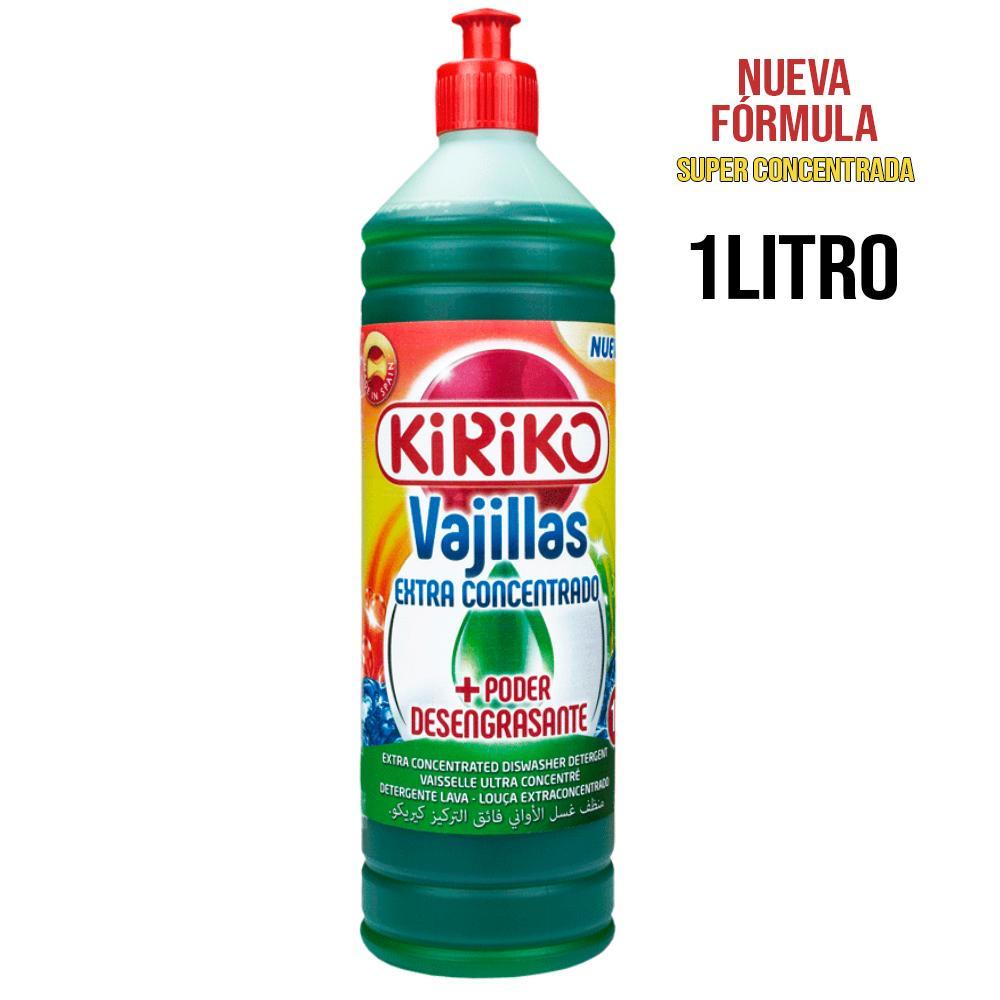 Vajillas Extra Concentrado 1000 ml.