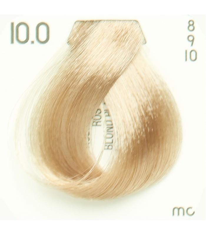 Tinte Nº 10.0 Hairconcept Evolution Orgánic 60 ml.