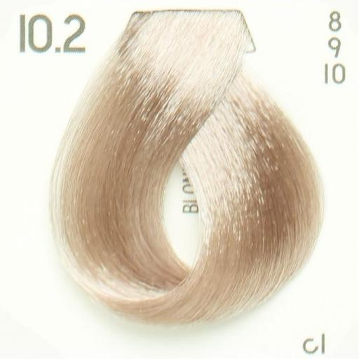 Tinte Nº 10.2 Hairconcept Evolution Orgánic 60 ml.