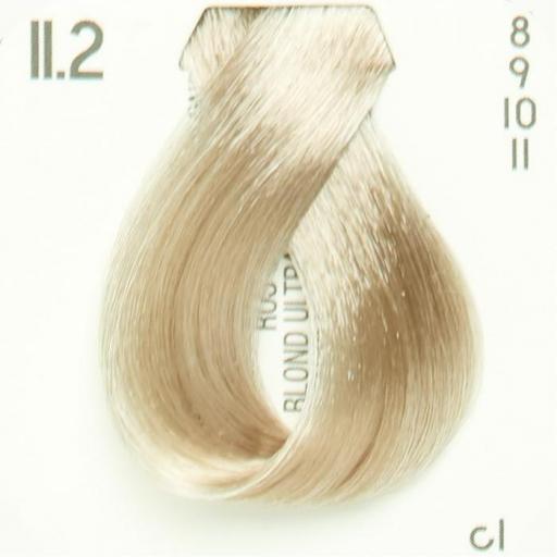Tinte Nº 11.2 Hairconcept Evolution Orgánic 60 ml.