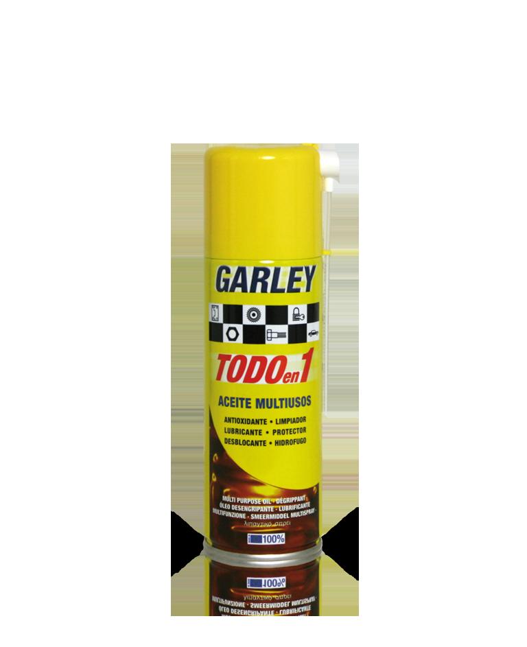 Aceite Multiusos Spray con Cánula 200 ml.