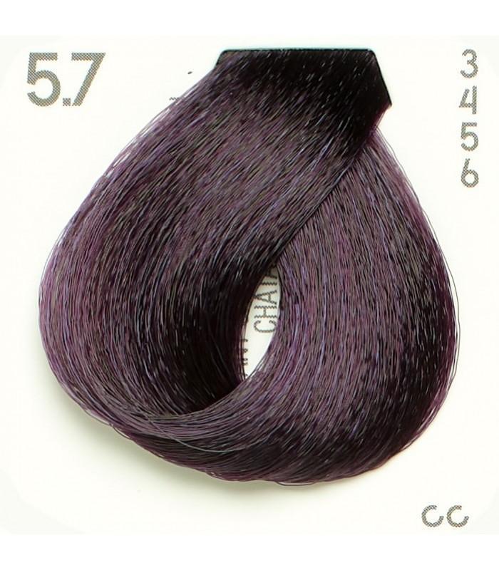 Tinte Nº 5.7 Hairconcept Evolution Orgánic 60 ml.