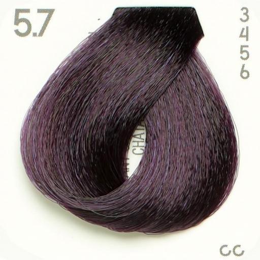 Tinte Nº 5.7 Hairconcept Evolution Orgánic 60 ml. [0]