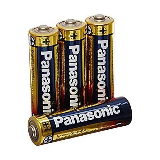 PANASONIC Blister 4 Pilas Alkaline Power AA 1,5V [1]
