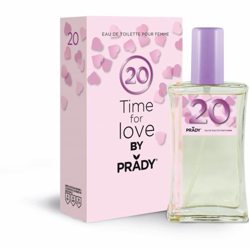 Nº20 Time For Love Femme Prady 100 ml. [1]