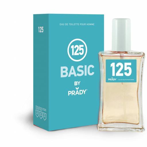 Nº125 BASIC Homme Prady 100 ml. [1]