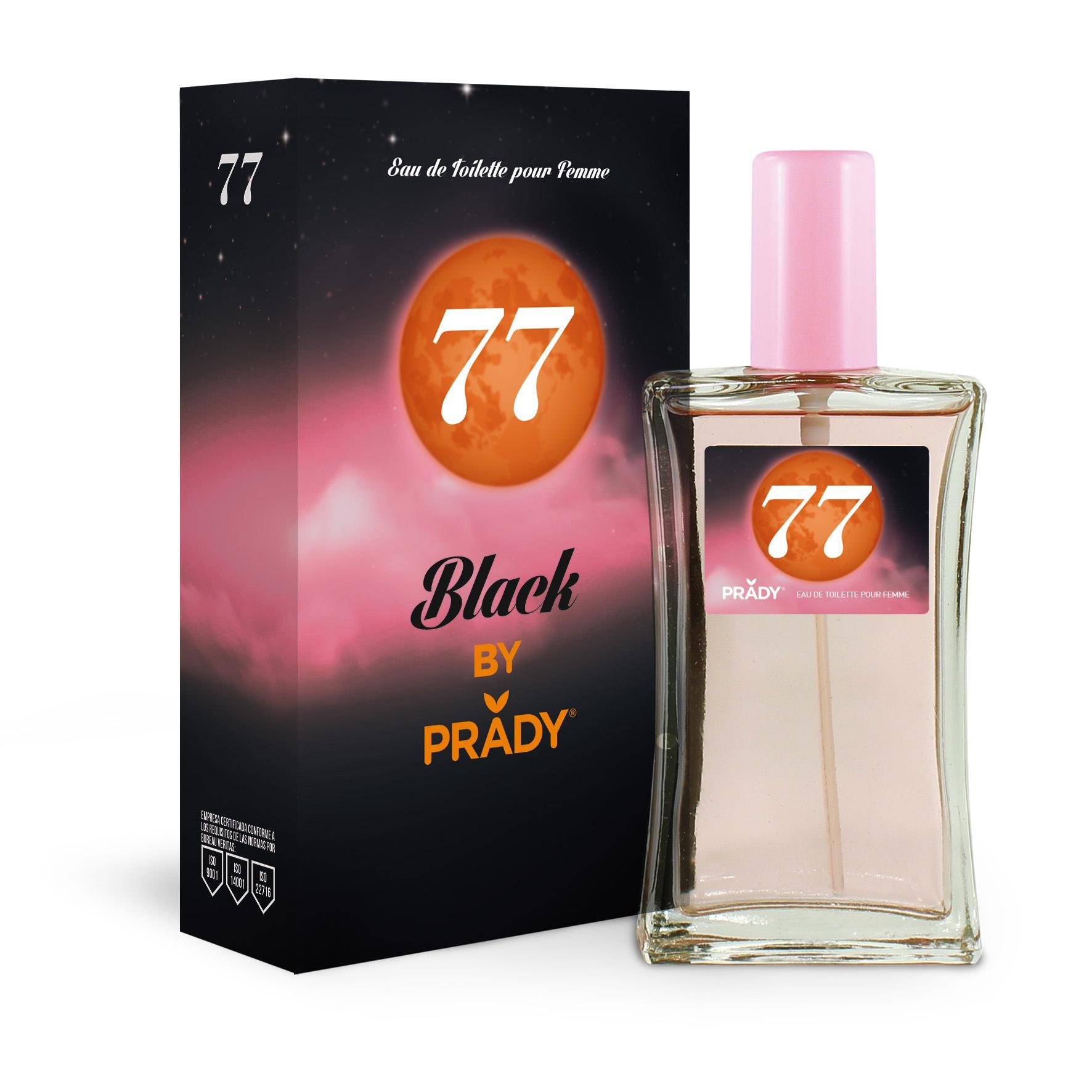 Nº77 Black Femme Prady 100 ml.