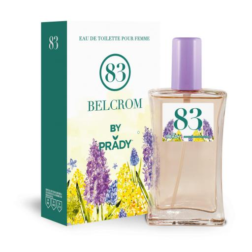 Nº83 Belcrom Femme Prady 100 ml. [1]