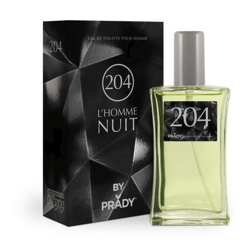 Nº204 L´Homme Nuit Prady 100 ml.