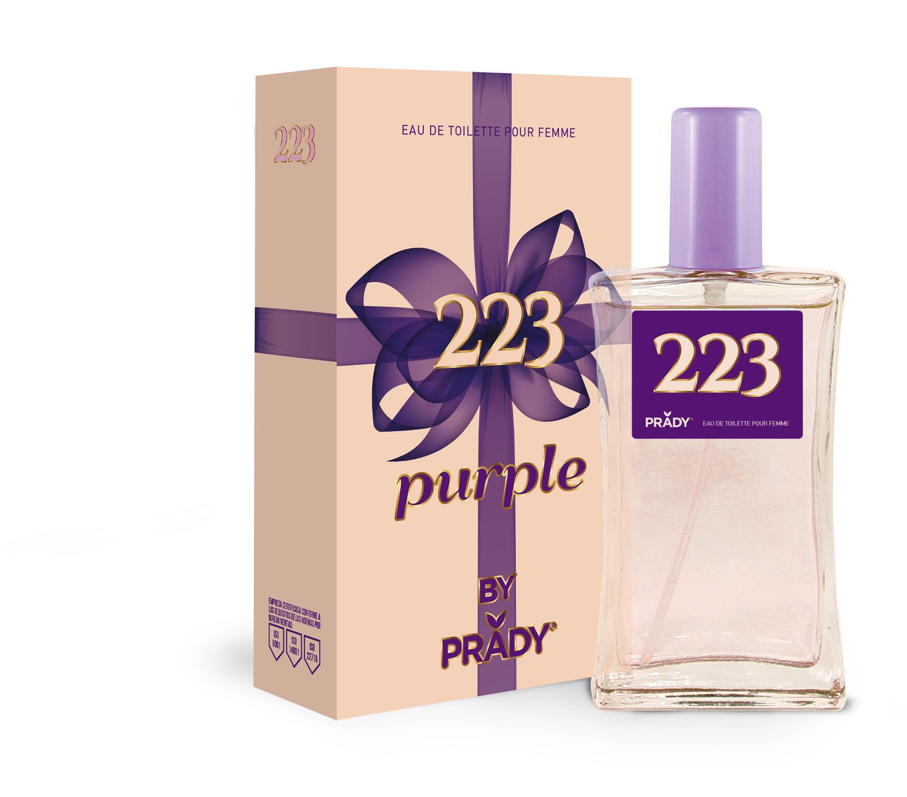 Nº223 Purple Femme Prady 100 ml.