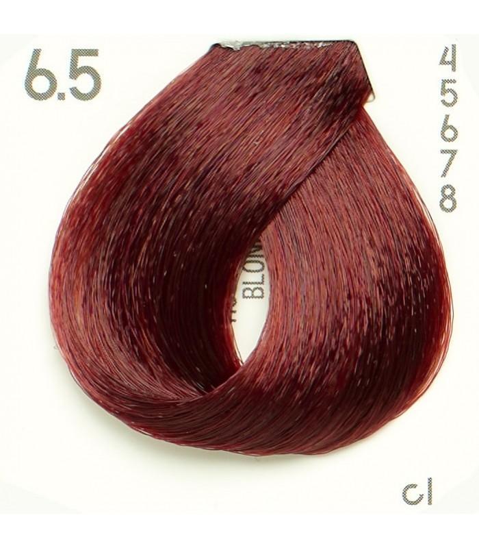 Tinte Nº 6.5 Hairconcept Evolution Orgánic 60 ml.