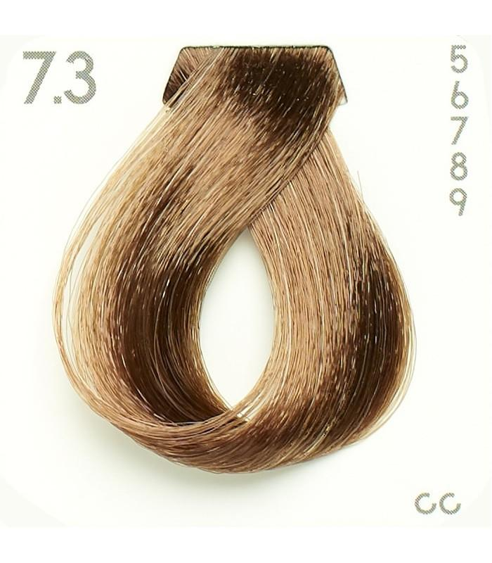 Tinte Nº 7.3 Hairconcept Evolution Orgánic 60 ml.