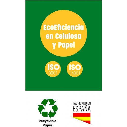 Folios A4 COPIMAX GREEN 500 Unds. [3]