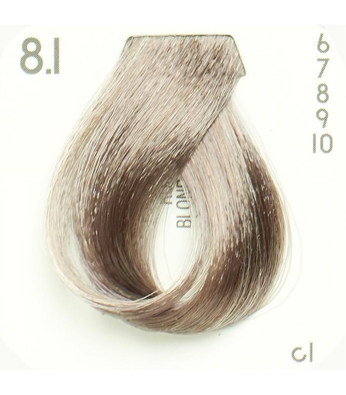 Tinte Nº 8.1 Hairconcept Evolution Orgánic 60 ml.