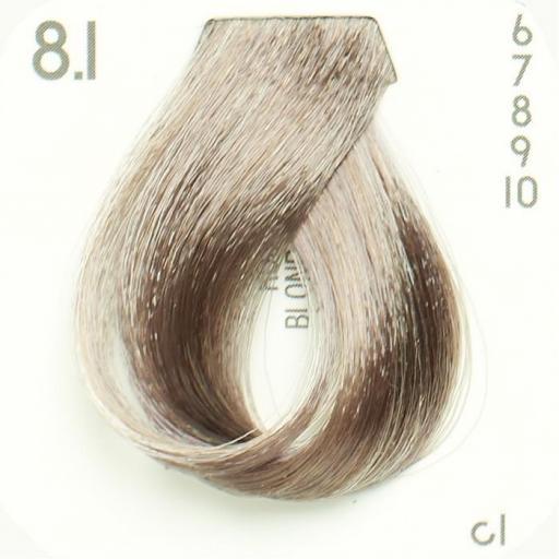 Tinte Nº 8.1 Hairconcept Evolution Orgánic 60 ml. [0]