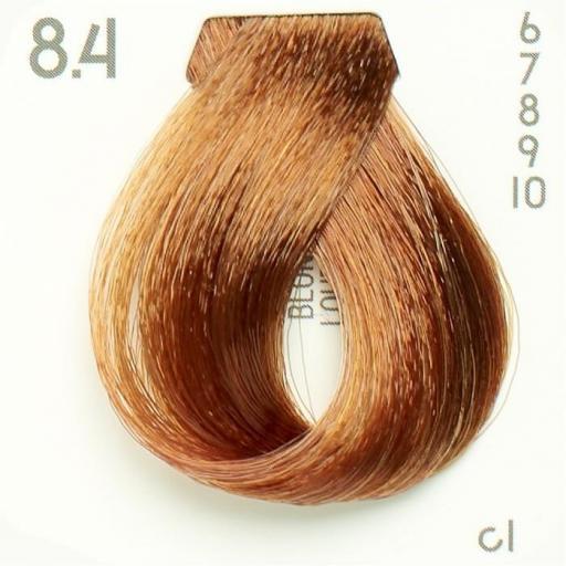 Tinte Nº 8.4 Hairconcept Evolution Orgánic 60 ml.