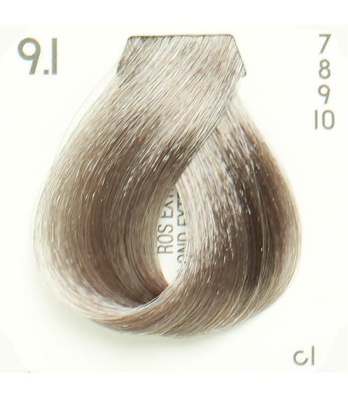 Tinte Nº 9.1 Hairconcept Evolution Orgánic 60 ml.