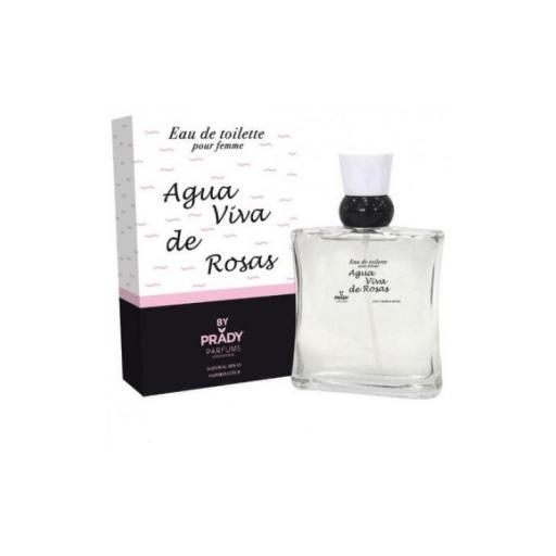 Nº43 Agua Viva de Rosas Femme Prady 100 ml. [1]