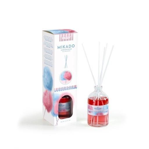 Ambientador Mikado Cotton Candy Prady 100 ml.