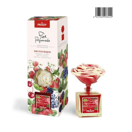 Flor Prady Frutos Rojos 90 ml.
