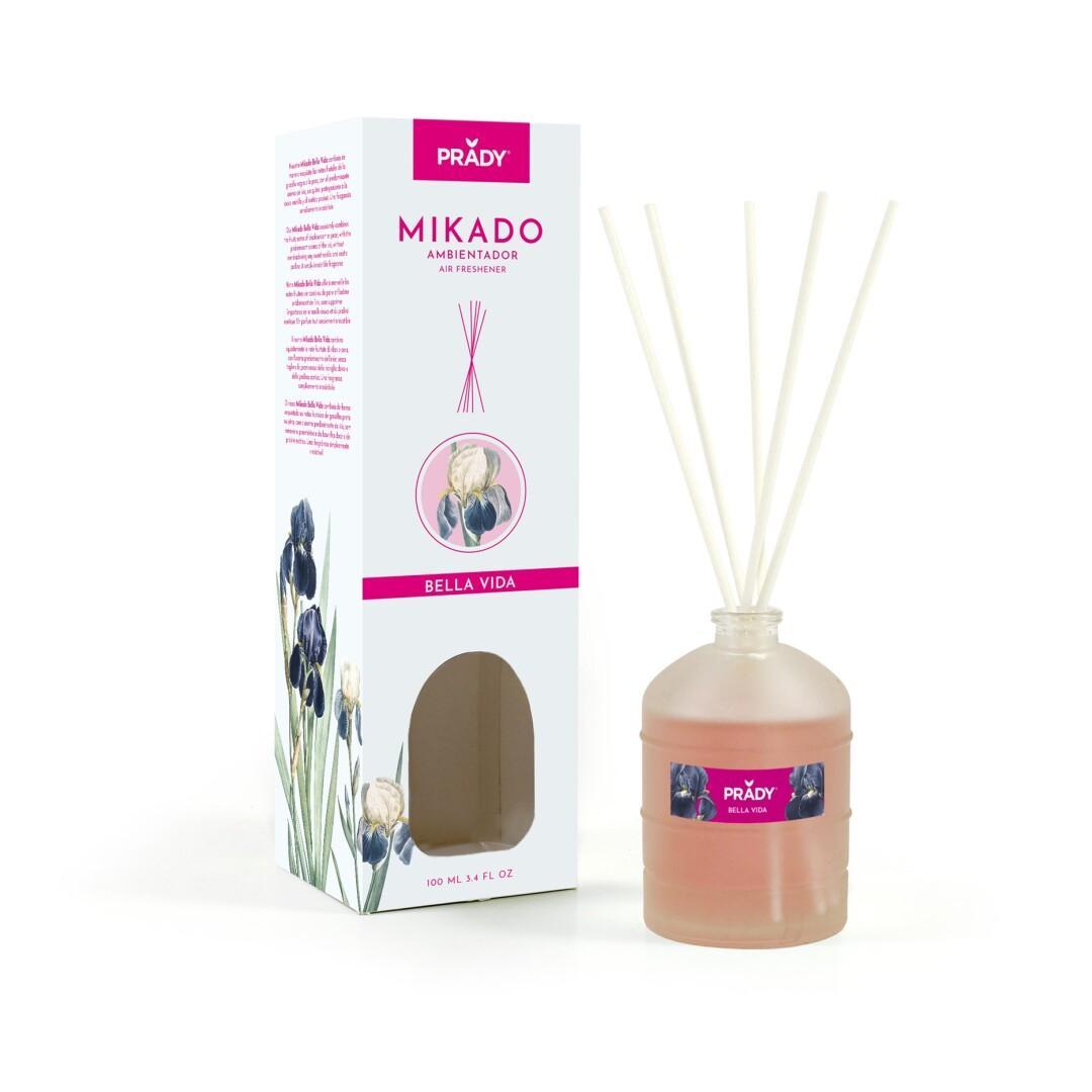 Ambientador Mikado Bella Vida Prady 100 ml.