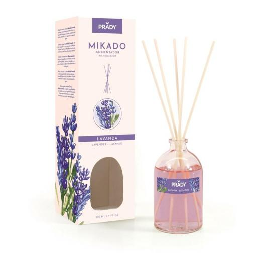 Ambientador MIKADO Lavanda Prady 100 ml.