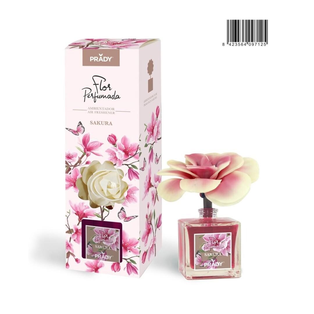 Mikado Flor Perfumada Prady Sakura 90 ml.