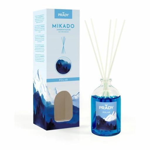 Ambientador Mikado Polar Prady 100 ml.
