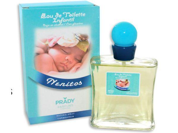 NENITOS Eau de Toilette Infantil Spray 100 ml.