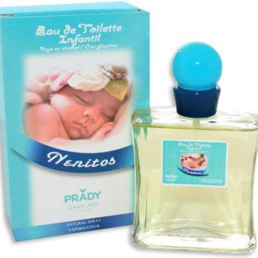 NENITOS Eau de Toilette Infantil Spray 100 ml. [0]