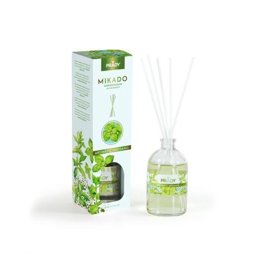 Ambientador Mikado Aromatic Orégano Prady 100 ml.