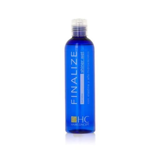 Shiner Wet Finalize Natural 250 ml.