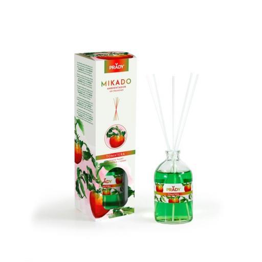 Ambientador Mikado Tomatera Prady 100 ml.