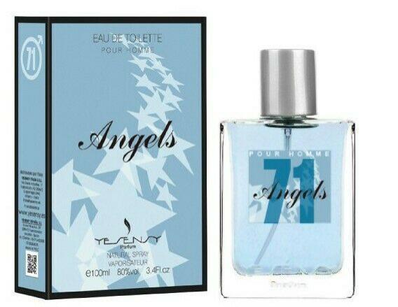 MEN Angels Pour Homme Yesensy 100 ml.