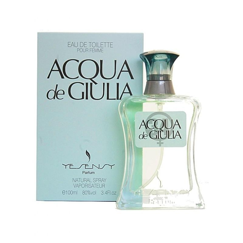 Acqua de Giulia Pour Femme Yesensy 100 ml.
