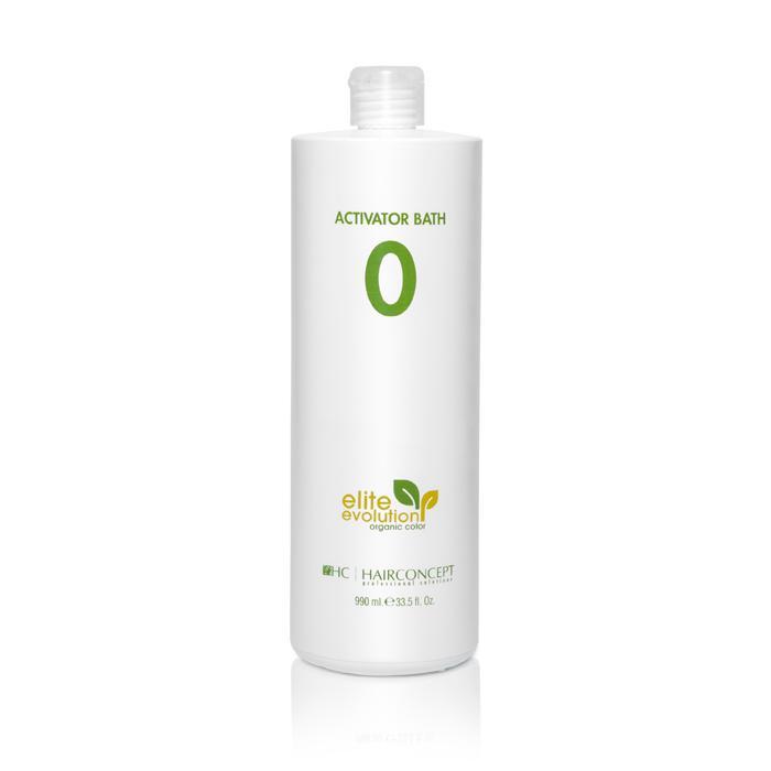 Hairconcept Organic BATH 0 (3,5 VOL.) 990 ml.