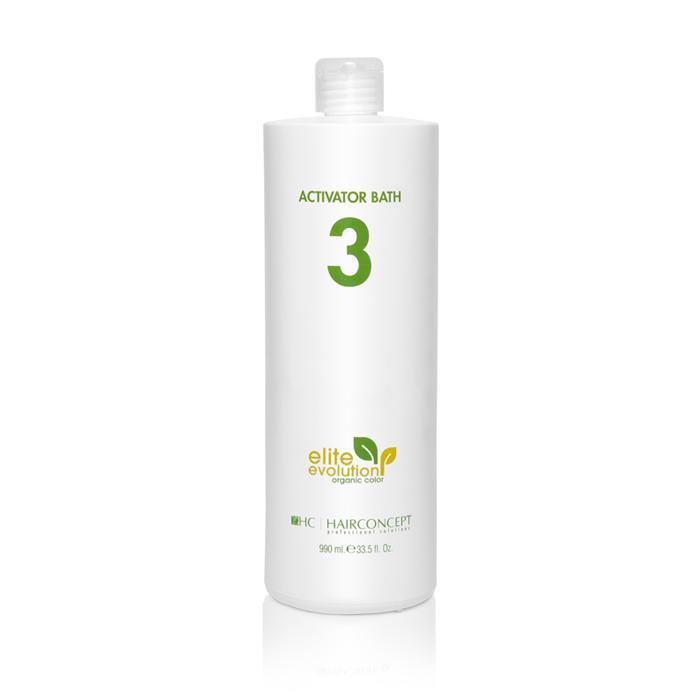 Hairconcept Organic BATH 3 (30 VOL.) 990 ml.