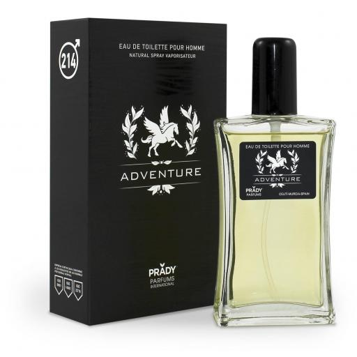 Nº214 Adventure Homme Prady 100 ml. [1]