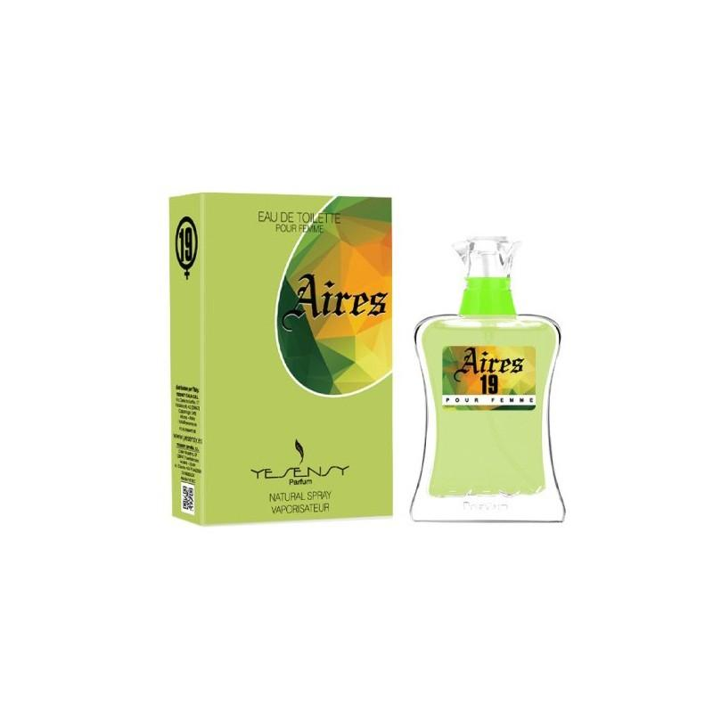 AIRES Pour Femme Yesensy 100 ml.