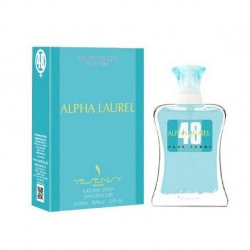 Alpha Laurel Pour Femme Yesensy 100 ml. [0]