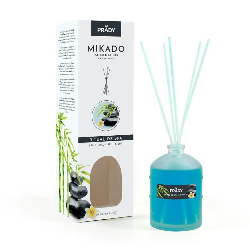 Ambientador Mikado Ritual de Spa 100 ml. Prady