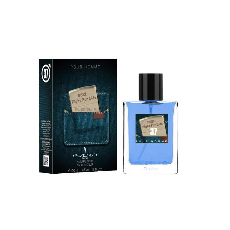 DSEL Fight For Life Pour Homme Yesensy 100 ml.