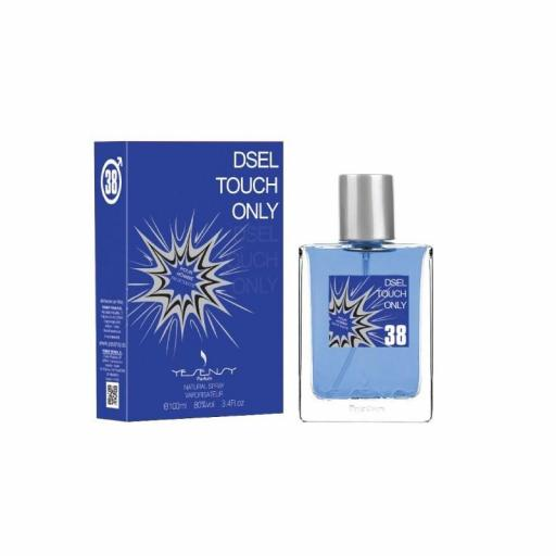 DSEL Touch Only Pour Homme Yesensy 100 ml.
