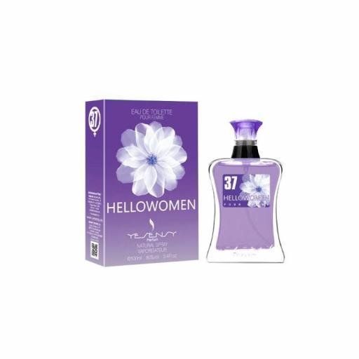Hellowomen Pour Femme Yesensy 100 ml.