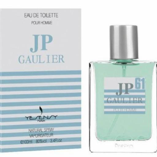 JP Gaulier Pour Homme Yesensy 100 ml.
