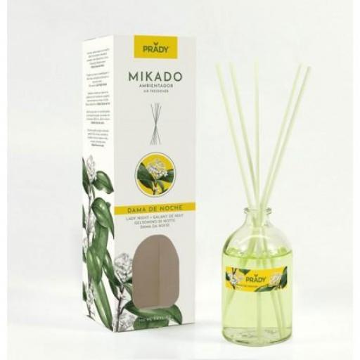 Ambientador Mikado Dama de Noche Prady 100 ml.