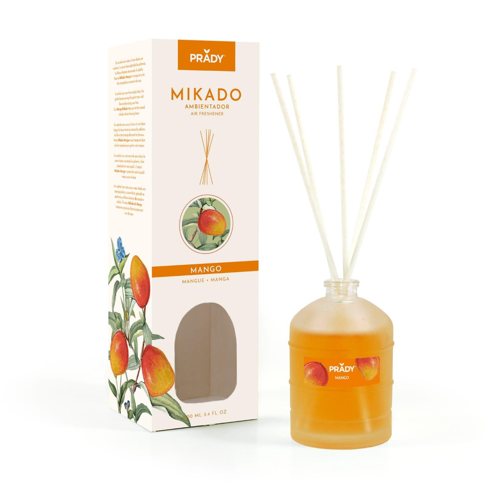 Ambientador Mikado Mango 100 ml. Prady